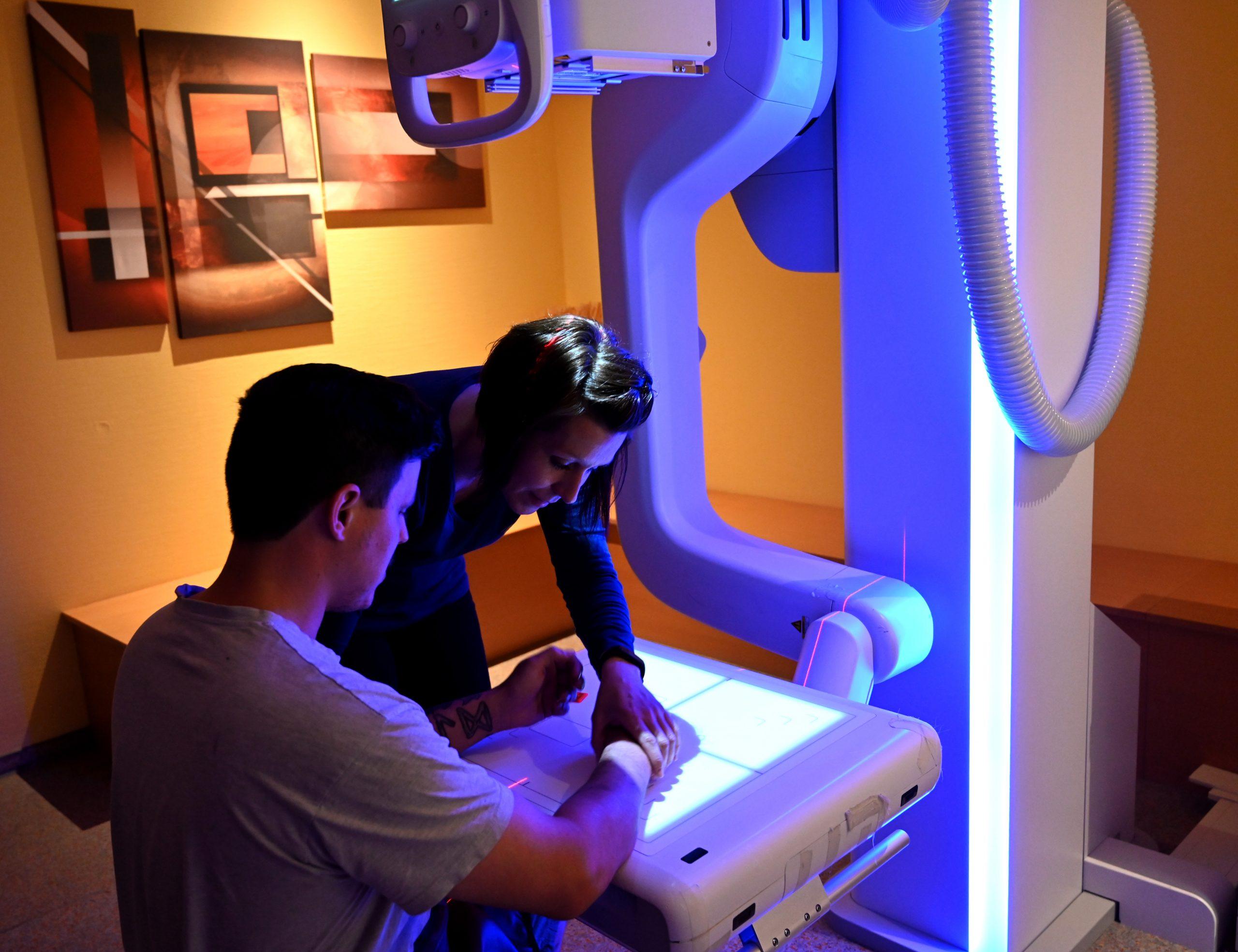 Röntgen-Untersuchung-RZL