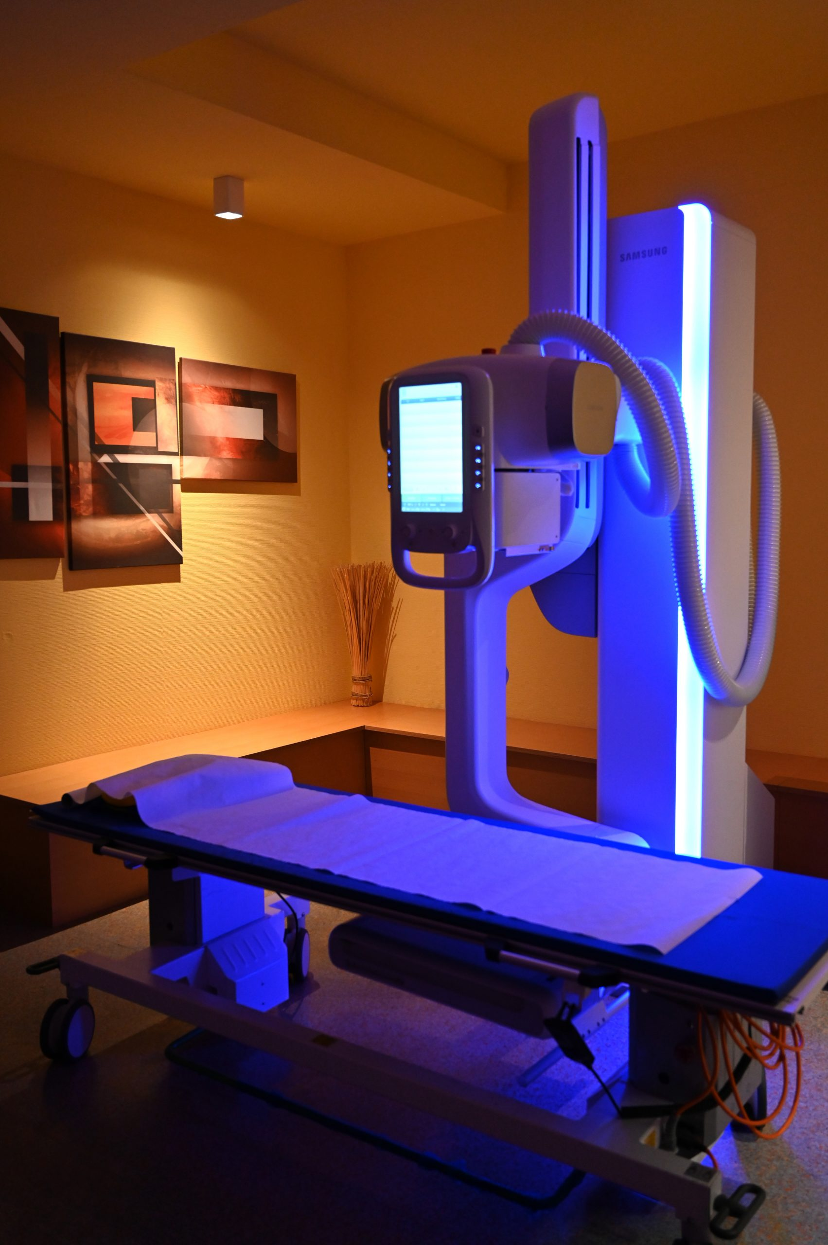 Röntgengeräteauswahl-RZL
